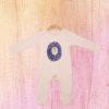 Pelele largo rosa PAZ 2
