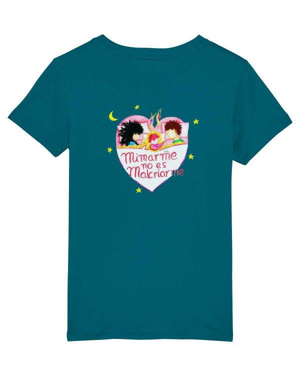 camisetas personalizadas con mensajes enseñanza respetuosa