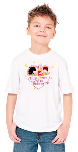 Comprar camisetas para niños y bebés personalizadas con mensajes